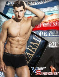 quần lót nam Emporio Armani boxer