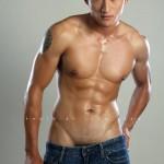 Hot boy phòng gym Duy Phương nóng bỏng với quần lót