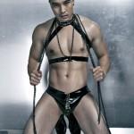 Diễn viên Duy Tân khoe quần lót slave nóng bỏng