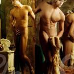 Vĩnh Thụy nude duy nhất một lần, đẹp bỏng cháy