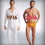Lịch sử quần lót nam suốt 100 năm qua