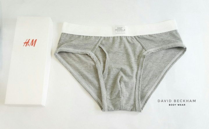 quần lót nam H&M beckham