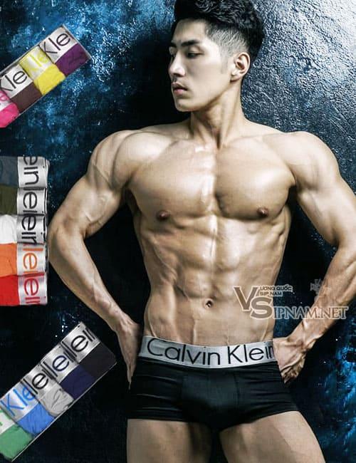 quần lót nam boxer Calvin Klein