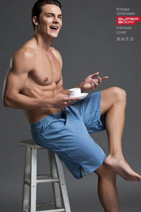 quần vải đũi