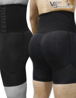 quần bóp eo độn mông độn hông nam
