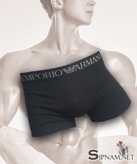 quần sịp nam emporio armani